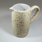 Cream Jug, Creamer, Honey Speckled Glaze CJ14