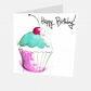 Cupcake Birthday Card (Free UK Delivery) Cake lovers card, cup cakes, cup-cake i