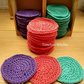 Recycled Cotton Scrubbies
