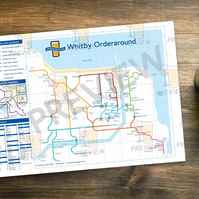 Pub map: Whitby