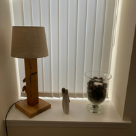 Joiners Wooden Jack Plane Lamp