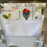 Italian Kitchen Roller Hand Towel