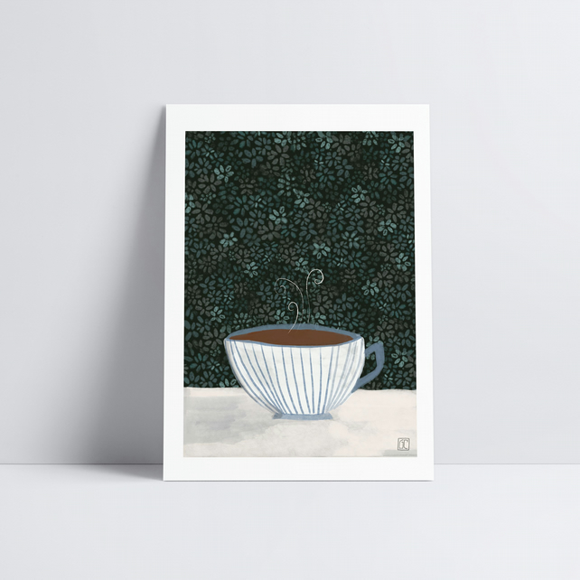A Secret Tea Garden Home Decor