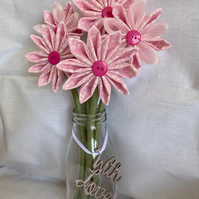 With Love Posy Vase (5 stems)