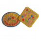 Childrens Cork Patches Kindness Is My Superpower & Perfect As I Am Sew-On Patche
