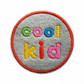 Childrens Felt Patch Cool Kid Sew-On Patch