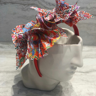 Handmade Fabric Headband made with Liberty print fabric - 022 Edition