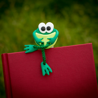 Philippe the Frog Bookmark
