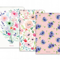 Botanic Set Of 3 - Notebooks