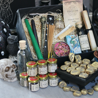Ultimate Witches Casket - Cures & Curses Witchcraft