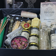 Expert Witch Kit - Cures & Curses Witchcraft