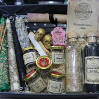 Advanced Witch Kit - Cures & Curses Witchcraft