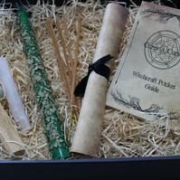 Beginner Witch Kit - Cures & Curses Witchcraft