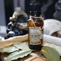 Wraith Beard Oil 30ml - Cures & Curses Witchcraft
