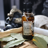 Wraith Beard Oil 10ml - Cures & Curses Witchcraft