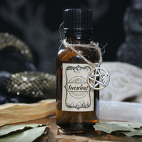 Incubus Massage Oil 30ml - Cures & Curses Witchcraft