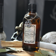 Cooling Wind Massage Oil 100ml - Cures & Curses Witchcraft