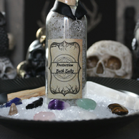 Protection Bath Salts 250g - Cures & Curses Witchcraft