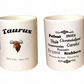 Taurus Star Sign Mug. Zodiac Mugs for Taurus's