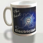 The Best Electrician Mug. Christmas, Birthday mugs for Electricians