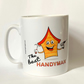 The Best Handyman Mug. Gifts, Mugs for a Handyman for Birthdays, Christmas