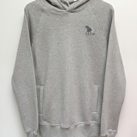 Hare and Pear co organic hoodie in unisex fit, Loungwear,