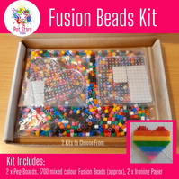 Fusion Beads Kit - Fuse Beads - Kid's Crafts