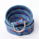 Scavenger Climbers Water Triple Rope Belt - Handmade from retired climbing rope
