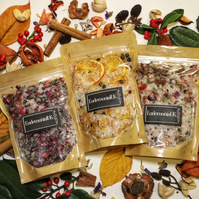 ORGANIC BATH SALTS - Relaxing Bath Salts for Skin Care - Christmas Gift