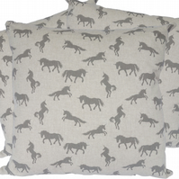 Unicorn, double sided Feature Cushion, Throw Pillow