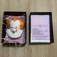 Pennywise clown it bath bomb