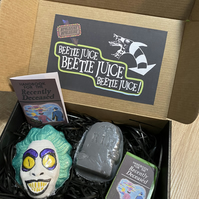 Personalised Beetlejuice Gift set