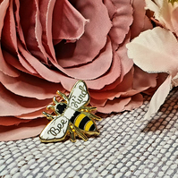 Bee Kind - Enamel Pin