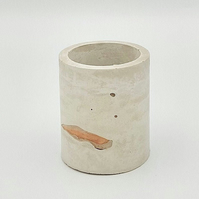 Handmade Concrete Pot