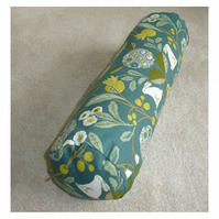 "Hare Bolster Cushion Cover 16""x6"" Round Cylinder Neck Roll Pillow"