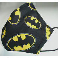Batman Face Mask