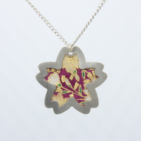 Medium Sakura Pendant