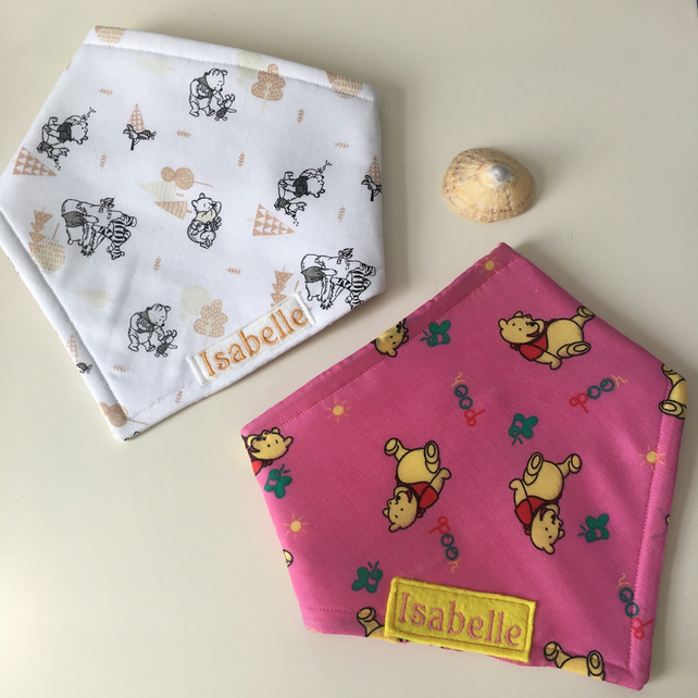 Made to  order baby bandana
