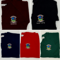 South Shields Golf Club embroidered sweater
