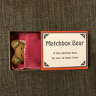 Matchbox Bear