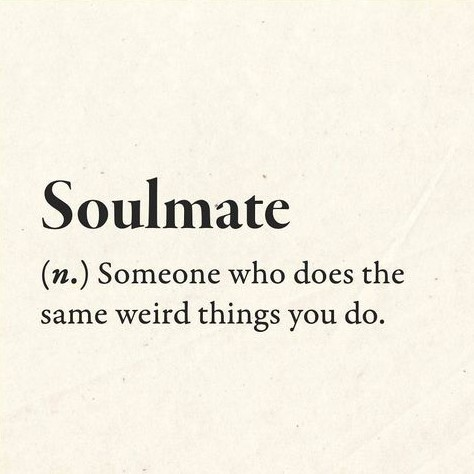 Definition of A Soulmate Magnet