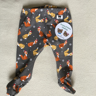 Newborn - Trousers with feet