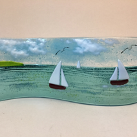 Cornish Sailing boats