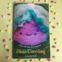 Tales Of The Enchanted Dino Cornling Book