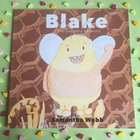Blake The Bee Who Believed, Children's Story Book