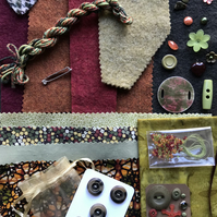 Autumnal Crafters Pack Sewing Pack