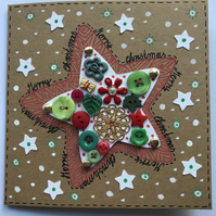 A Crafters Christmas Card
