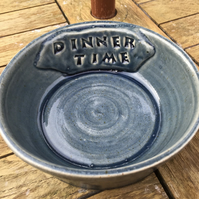 Pet Bowl with 'Dinner Time' label.
