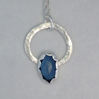 Water droplet pendant