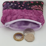 Quilted Coin Purse